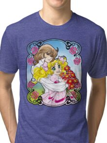 Candy & Terence Tri-blend T-Shirt