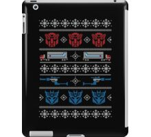 Xmas in Disguise iPad Case/Skin