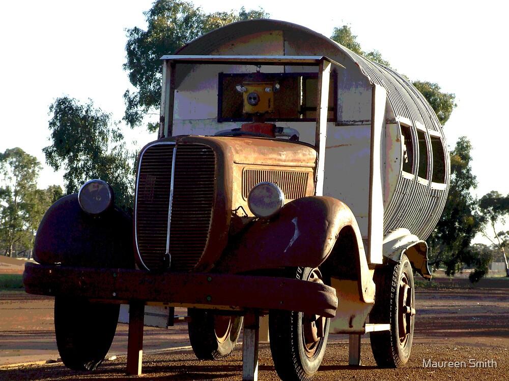 Welded Art, Hyden, Western Australia by Maureen Smith