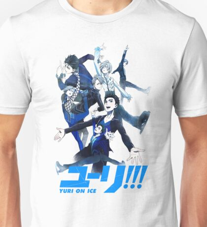 Yuri on ice everything! Unisex T-Shirt