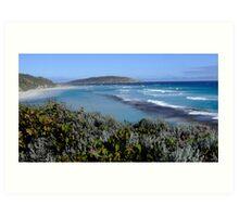 Esperance Beach, Western Australia Art Print