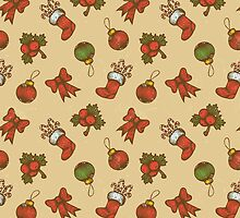 Christmas pattern by SIR13