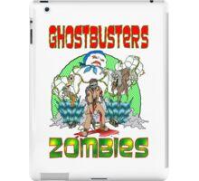 Zombie Ghostbusters iPad Case/Skin