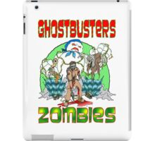 Zombie Ghostbusters iPad Case/Skin