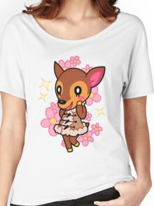 Fauna of Animal Crossing New Leaf Women's Relaxed Fit T-Shirt