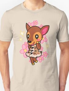Fauna of Animal Crossing New Leaf Unisex T-Shirt