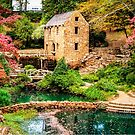 Afternoon At The Old Mill - Arkansas by Gregory Ballos | gregoryballosphoto.com