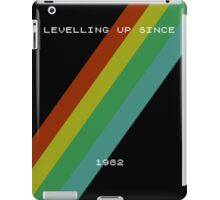Old skool gaming - spectrum iPad Case/Skin