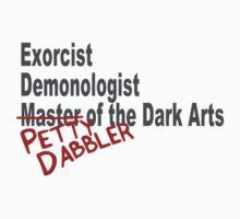 Petty Dabbler by A-Mac