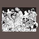 Lost Squad panel 01 by alanrobinson