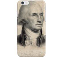 Portrait of George Washington iPhone Case/Skin