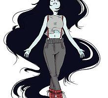 Marceline ! by MonHood