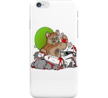 Zombie Ewok iPhone Case/Skin