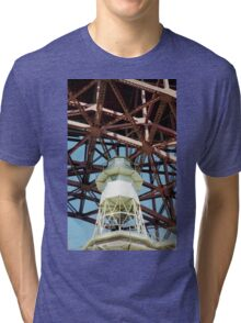 Fort Point Lighthouse > Tri-blend T-Shirt
