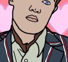 We Heart Dandy Mott Sticker
