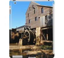 Yates Grist Mill Reflections iPad Case/Skin
