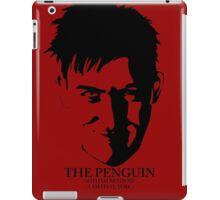 The Penguin - Quote  iPad Case/Skin