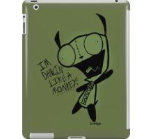 Dancin' Like A Monkey! iPad Case/Skin