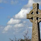 Celtic cross by Niall