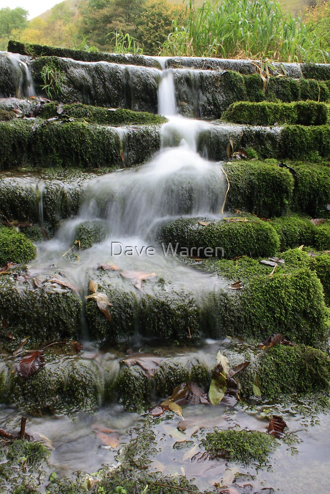 Slippery steps by Dave Warren