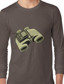 BINOCULARS Long Sleeve T-Shirt