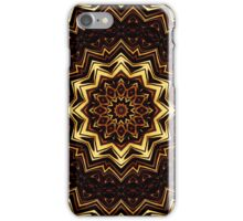 Golden Circle of Hearts iPhone Case/Skin