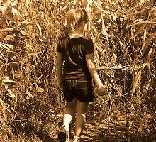 Corn Maze by Chasity Edmonson-Hobbs