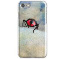 On the Edge of the World iPhone Case/Skin