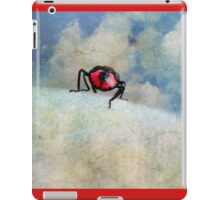 On the Edge of the World iPad Case/Skin