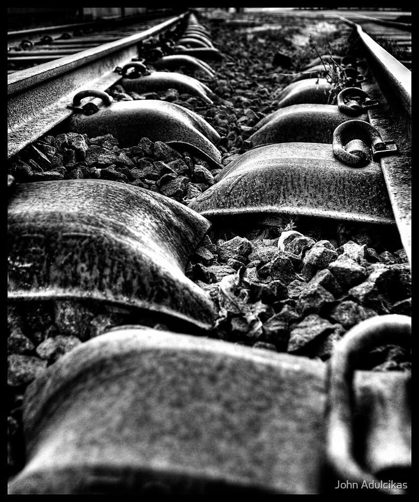 Iron by John Adulcikas