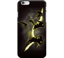Lightning Strikes X3 iPhone Case/Skin