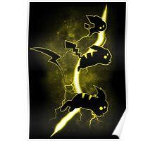 Lightning Strikes X3 Poster