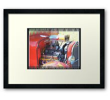 Hot Rod Ford Framed Print