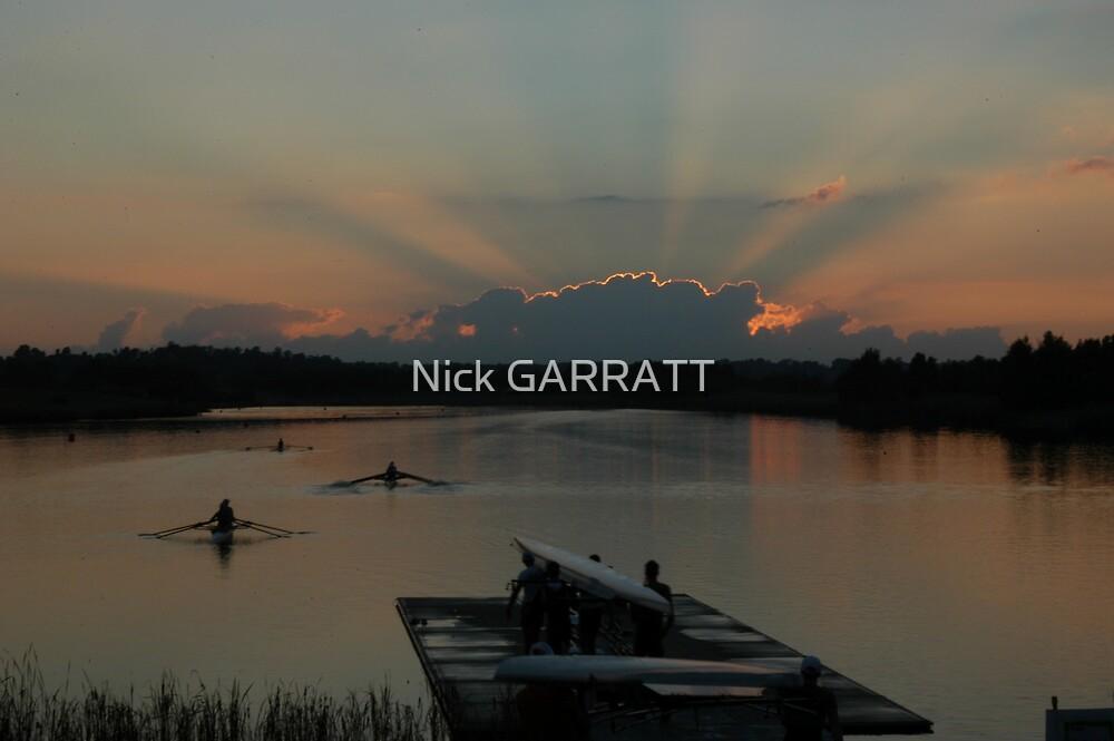 God's beams, Penrith by Nick GARRATT