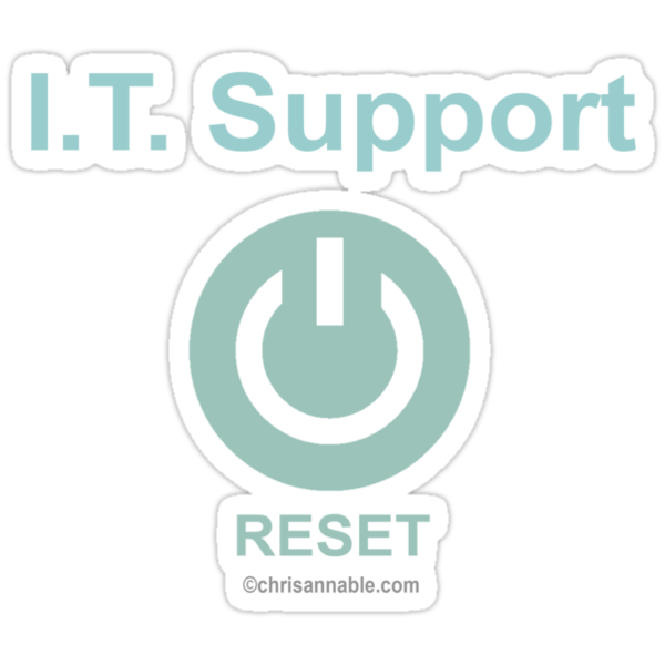 IT Support by Chris Annable