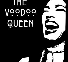 Voodoo Queen Stencil by doritosandmeth