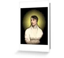 Saint Mary Wollstonecraft  Greeting Card