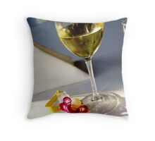 something for them, something for us! Throw Pillow