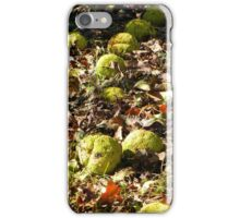 Well.....HORSE APPLES!!! iPhone Case/Skin