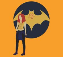 Batgirl Minimal by bananana