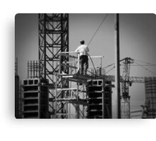 skyscraping Canvas Print