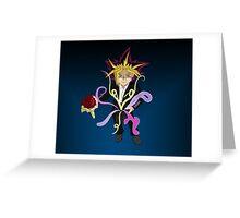 Magic Greeting Card