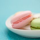 French Macaron Cookies by Edward Fielding