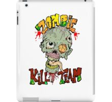 Zombie Kill Team iPad Case/Skin