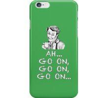 MRS. DOYLE - AH, GO ON, GO ON iPhone Case/Skin