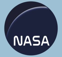 Interstellar movie NASA logo Kids Clothes
