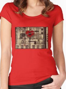 And All That Could Have Been Women's Fitted Scoop T-Shirt