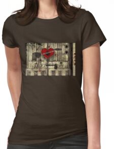 And All That Could Have Been Womens Fitted T-Shirt