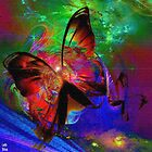 The sacred butterfly by camilleshiva