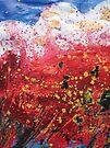 """Wildflower Storm"" by Carmen  Cilliers"